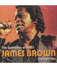 James Brown ‎– The Godfather Of Soul — Greatest Hits (2CD, Digipak)
