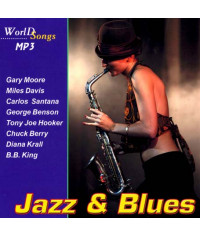 Jazz & Blues [CD/mp3]