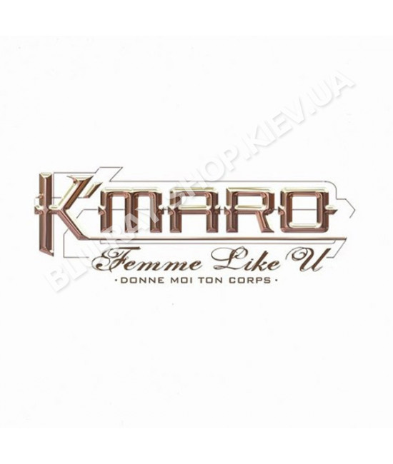 K-Maro - Femme Like You (Lp, Vinyl)