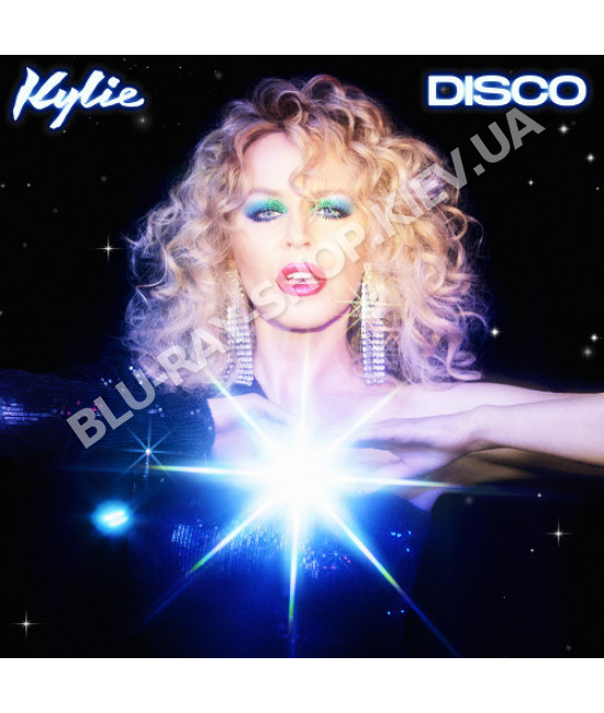 Kylie Minogue – Disco (2020) (CD Audio)