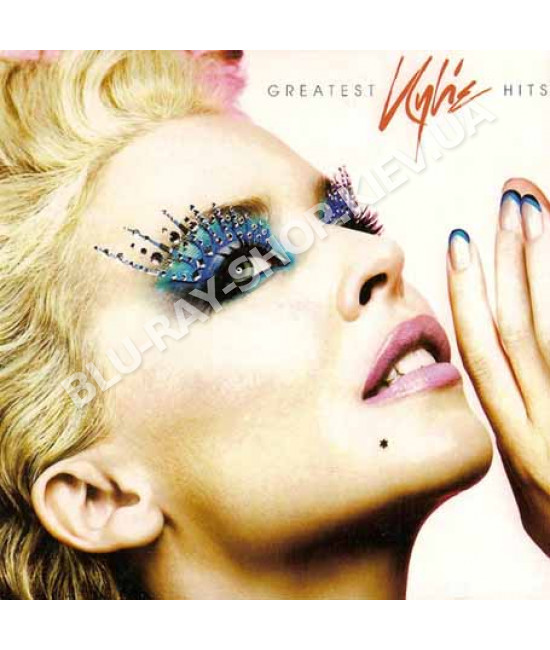Kylie Minogue — Greatest Hits (2CD, digipak)