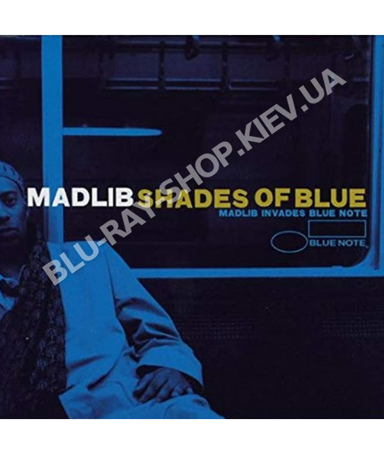 Madlib - Shades Of Blue: Madlib Invades Blue Note (2 Lp)