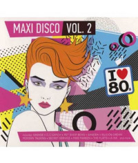 Сборник – Maxi Disco vol.2 (2cd, digipak)