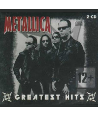 Metallica ‎– Greatest Hits (2CD, Digipak)
