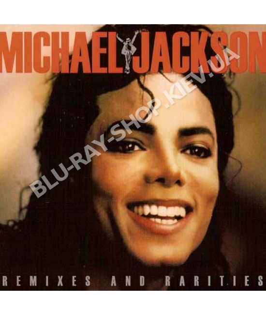 Michael Jackson ‎– Remixes And Rarities (2CD, Digipak)