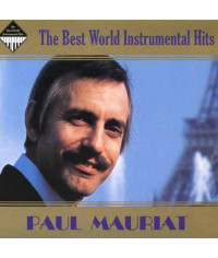 Paul Mauriat ‎ – The Best World Instrumental Hits (2CD, Digipak)