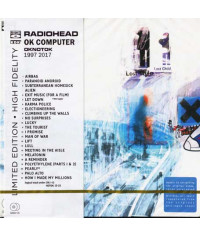 Radiohead – OK Computer OKNOTOK 1997 2017 (2cd, digipak) (Remastered, Blu-Spec CD) (CD Audio)
