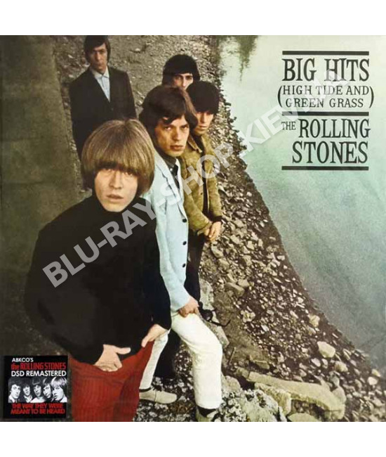 Rolling Stones - Big Hits (High Tide And Green Grass) (LP)