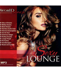 Sexy Lounge [CD/mp3]