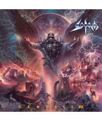 Sodom – Genesis XIX (2020) (CD Audio)