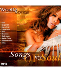 Songs of soul [CD/mp3]