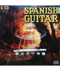 Сборник — Spanish Guitar (2CD, Digipak)
