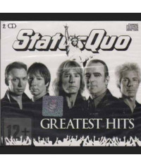 Status Quo – Greatest Hits (2cd, digipak)