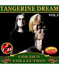Tangerine Dream 3ч 2cd [2 CD/mp3]