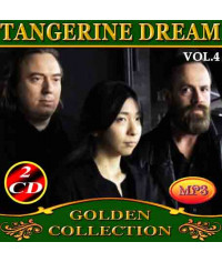 Tangerine Dream 4ч 2cd [2 CD/mp3]