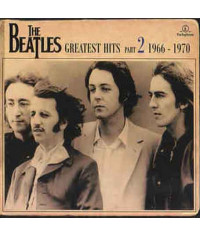 The Beatles ‎– Greatest Hits Part 2 (1966 — 1970) (2CD, Digipak)