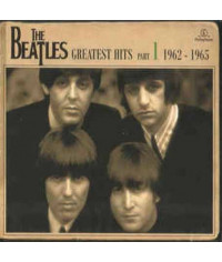 The Beatles ‎– Greatest Hits Part 1 (1962 — 1965) (2CD, Digipak)