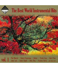 Сборник – The Best World Instrumental Hits, Vol. 1(2CD, Digipak)