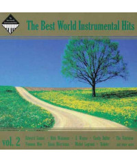 Сборник – The Best World Instrumental Hits, Vol. 2 (2CD, Digipak)