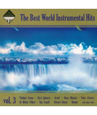 Сборник – The Best World Instrumental Hits, Vol. 3 (2CD, Digipak)