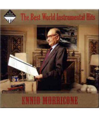 The Best World Instrumental Hits – Ennio Morricone (2CD, Digipak)