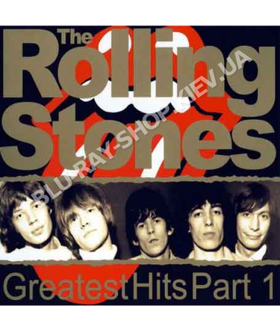 The Rolling Stones ‎– Greatest Hits Part 1 (2CD, Digipak)
