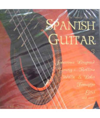 Сборник — The World Of The Spanish Guitar vol.3 (2 CD) (digipak)