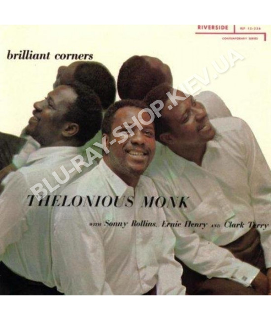 Thelonious Monk - Brilliant Corners (LP)