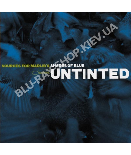 Untinted (Sources For Madlib s Shades Of Blue) (2 LP, Vinyl)