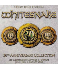 Whitesnake - 30th Anniversary Collection (3 CD) (Import, EU)