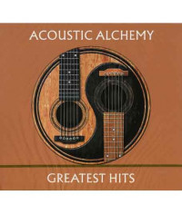Acoustic Alchemy — Greatest Hits (2CD, digipak) (2019)
