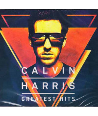 Calvin Harris ‎– Greatest Hits (2CD, Digipak)
