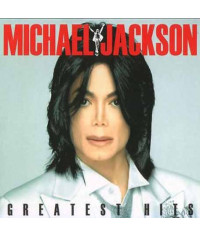 Michael Jackson ‎ – Greatest Hits (2CD, Digipak)