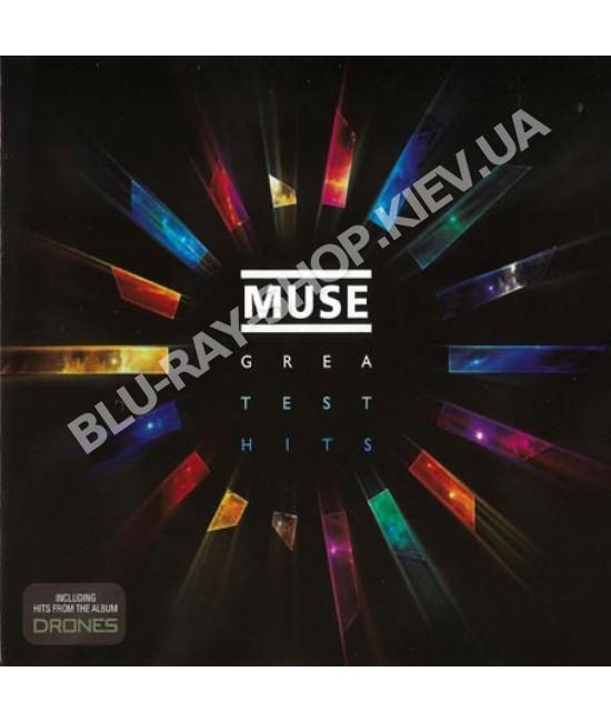 Muse – Greatest Hits (2CD, Digipak)
