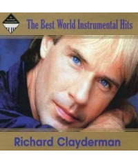 Richard Clayderman -The Best World Insrumental Hits (2cd, digipack)