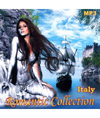 Romantic Collection Italy [CD/mp3]