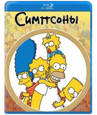 Симпсоны (30 сезон) [Blu-ray]