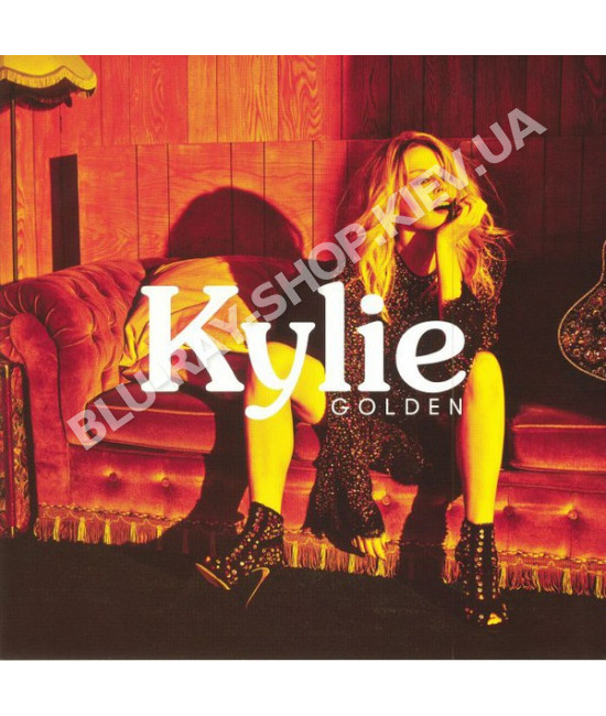 Kylie Minogue – Golden (Vinyl, LP)