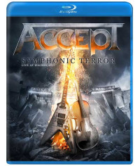 Accept - Symphonic Terror: Live at Wacken 2017 [Blu-ray]