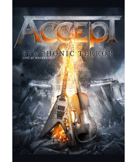 Accept - Symphonic Terror: Live at Wacken 2017 [DVD]