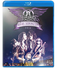 Aerosmith Rocks Donington 2014 [Blu-ray]