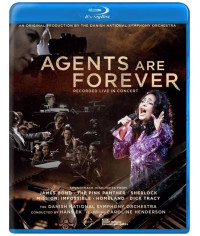 Agents Are Forever: Recorded Live in Concert [Blu-ray]