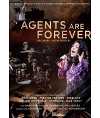 Agents Are Forever: Recorded Live in Concert [DVD]