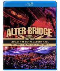 Alter Bridge: Live at The Royal Albert Hall - Featuring The Parallax Orchestra [Blu-ray]