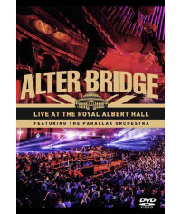 Alter Bridge: Live at The Royal Albert Hall - Featuring The Parallax Orchestra [DVD]