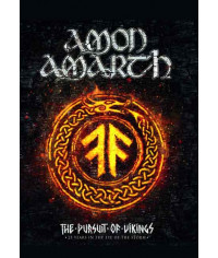 Amon Amarth -The Pursuit Of Vikings: 25 Years In The Eye Of The Storm [DVD]