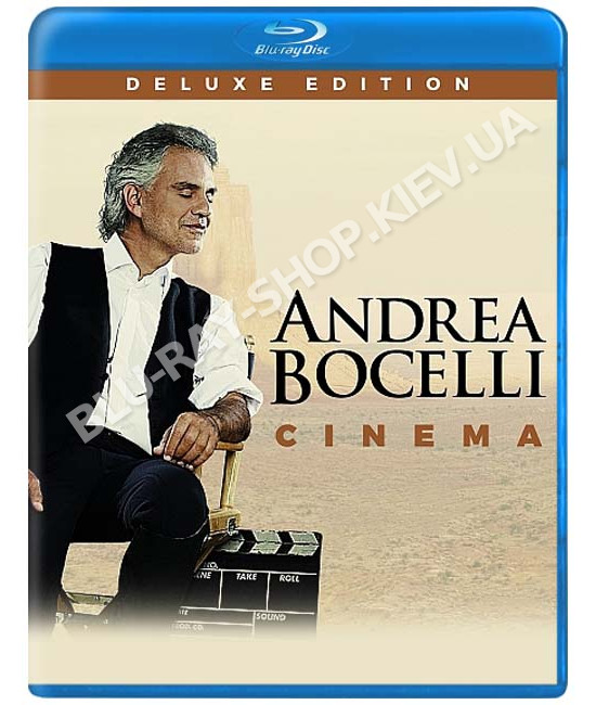 Andrea Bocelli - Cinema [Blu-ray]