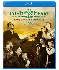 Angelo Kelly & Family - Irish Heart: Live [Blu-ray]