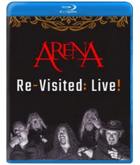 Arena ‎– Re-Visited: Live! [Blu-ray]