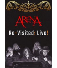 Arena ‎– Re-Visited: Live! [DVD]